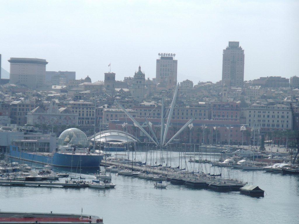 Porto Antico, Genoa
