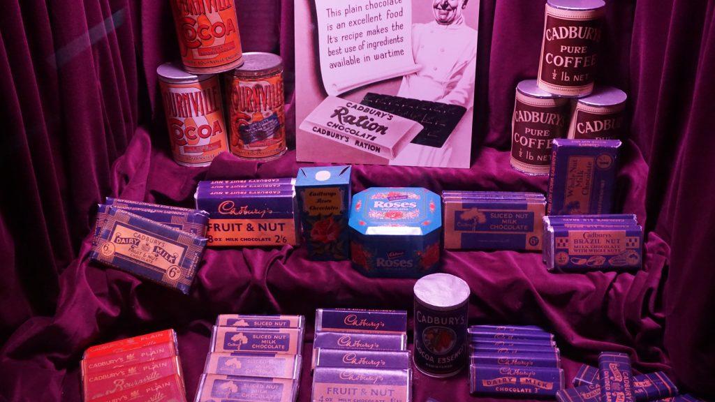 Collection of Cadbury Chocolates, Cadbury World