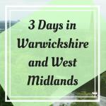 Warwickshire and West Midlands Pinterest Graphic