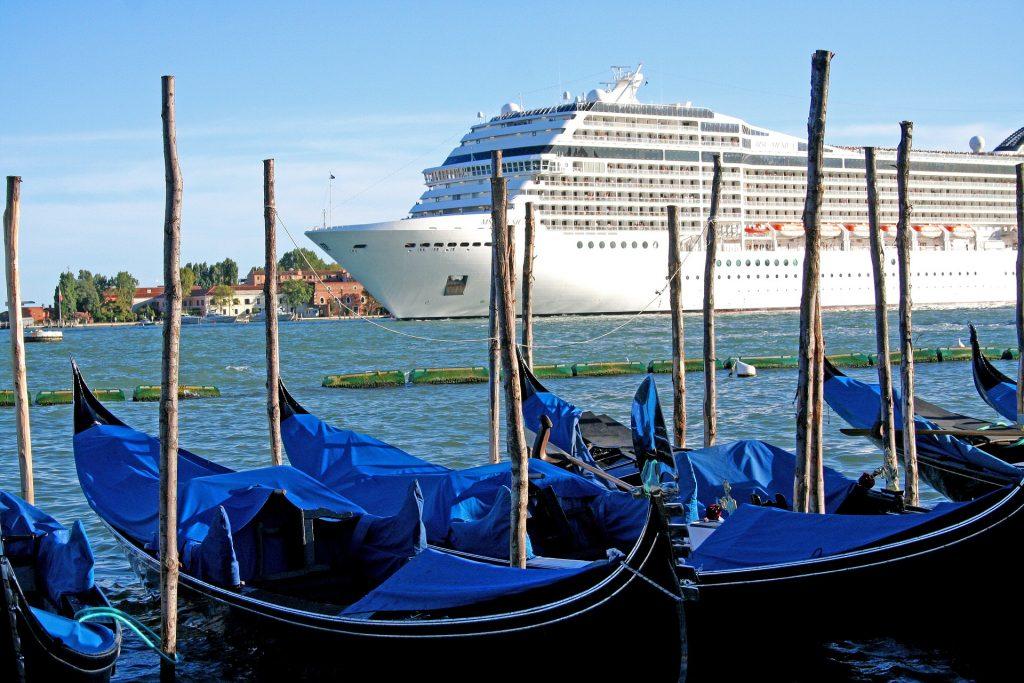Venice Port Italy