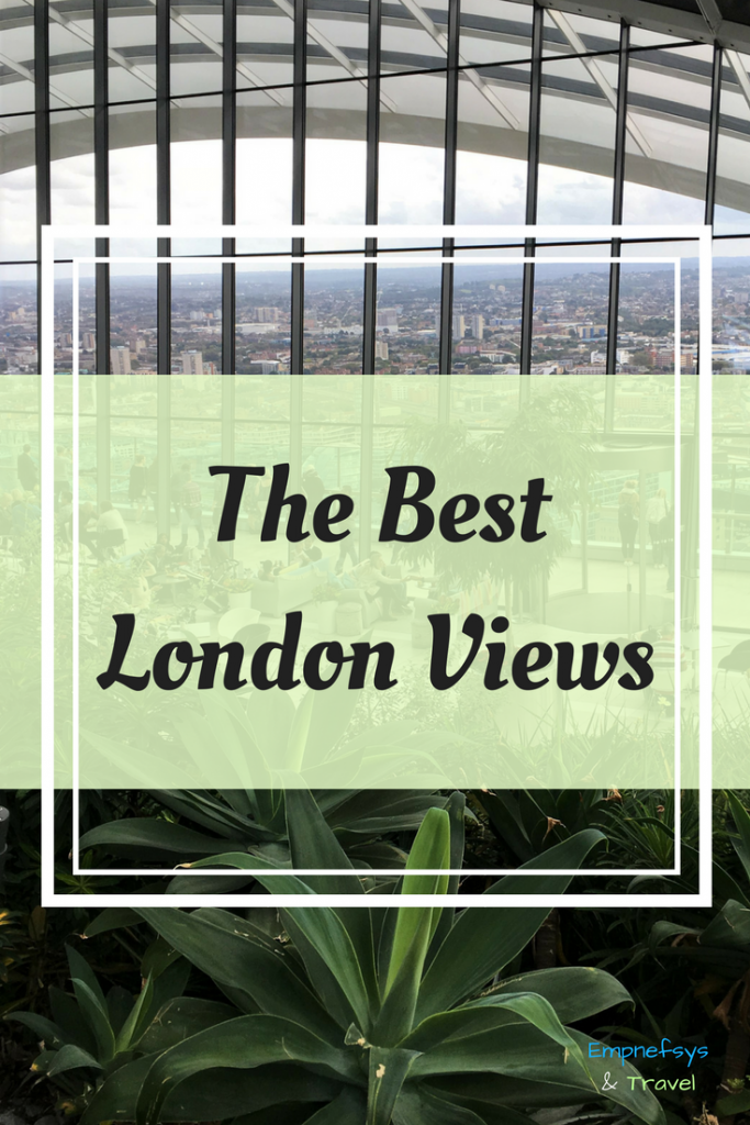 Best London Views Pinterest Graphic