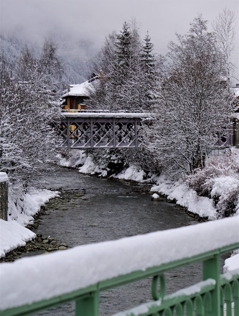 L'Avre, Chamonix