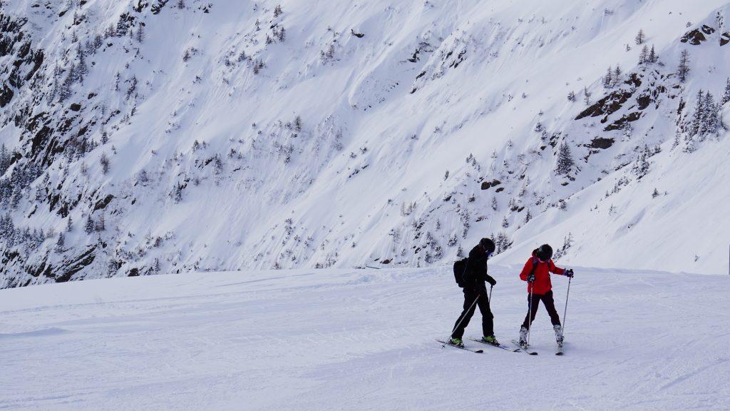 Ski in Chamonix