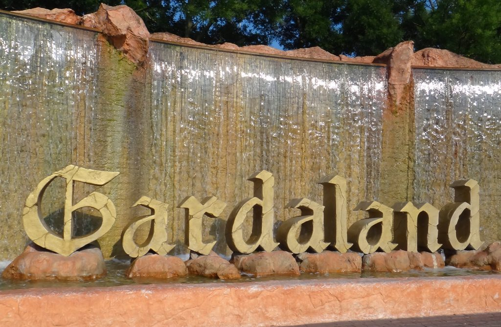 Gardaland, Italy