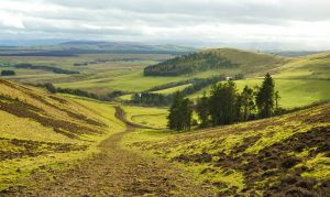 A day trip to Pentland Hills from Edinburgh