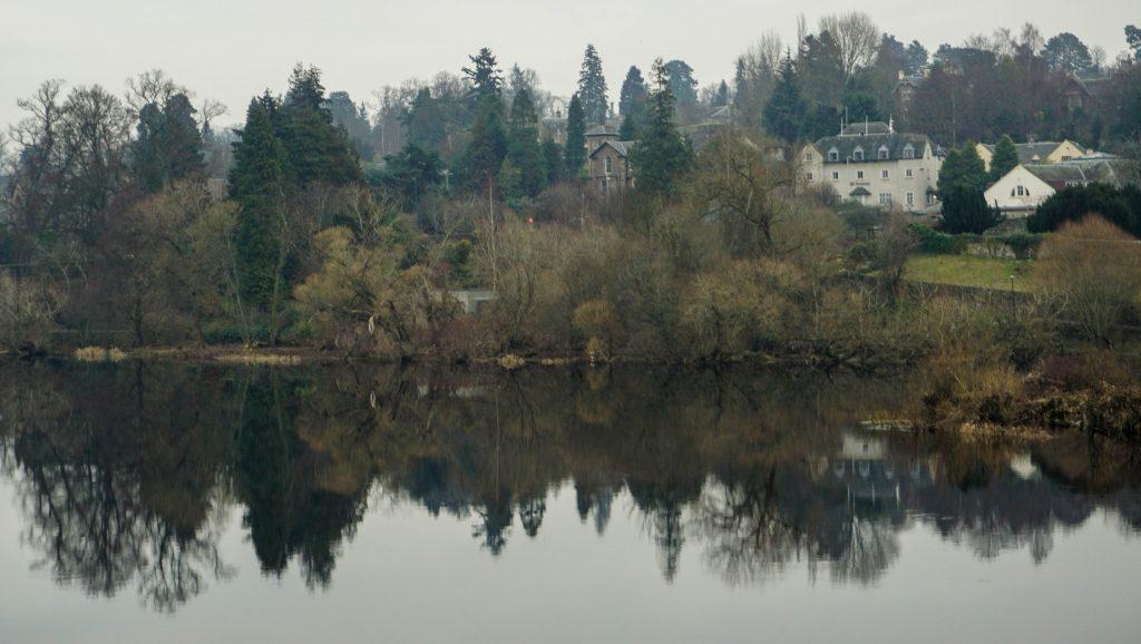 River Tay Reflection