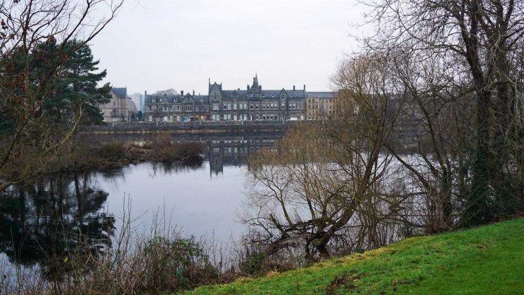 Perth and River Tay