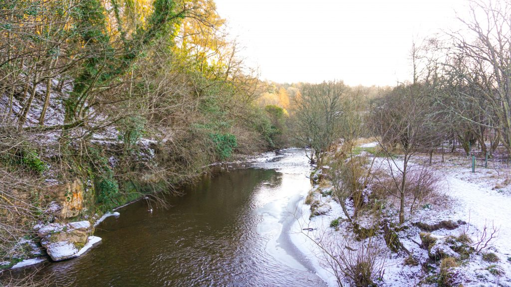 River North Esk
