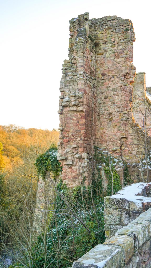 Rosslyn Castle Tower