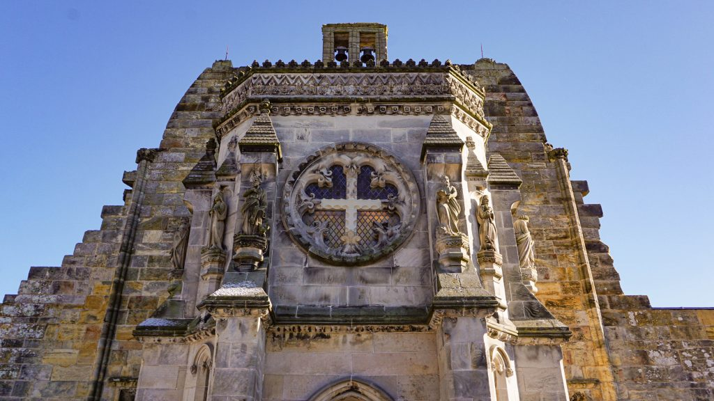 Rosslyn Chapel Exterior