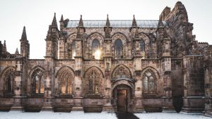 A day trip to Roslin from Edinburgh