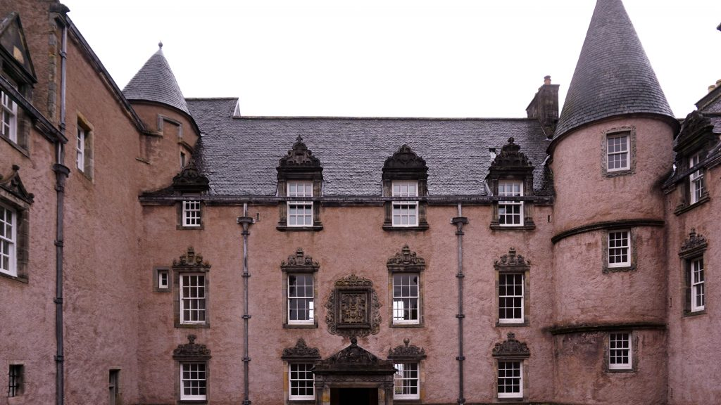 Argyl's Lodging, Stirling