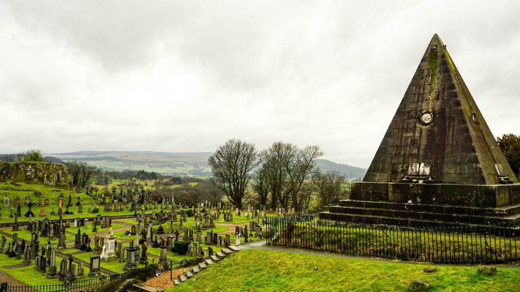 Star Pyramid, Stirling