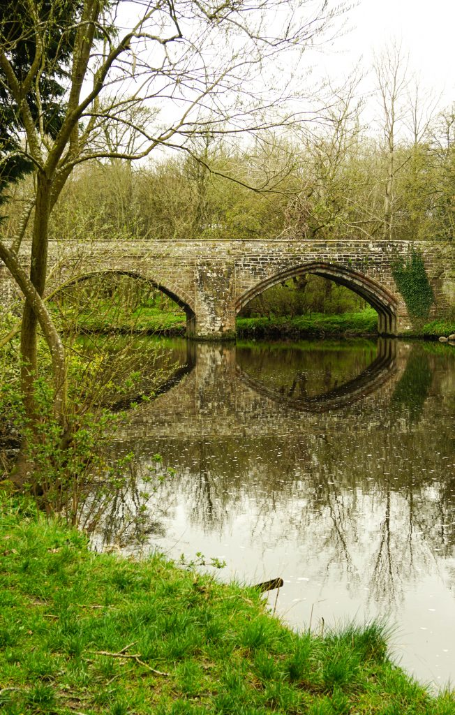Almond River Bridge