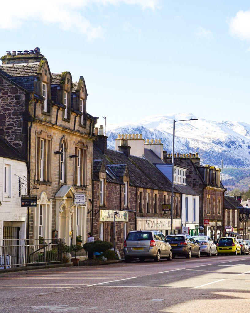 Callander Town Centre