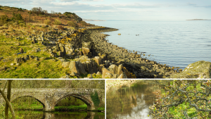 A day trip to Cramond from Edinburgh