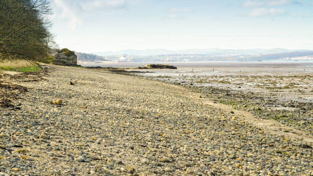 Low Tide shore