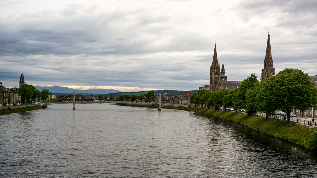 3 Days in Inverness Itinerary