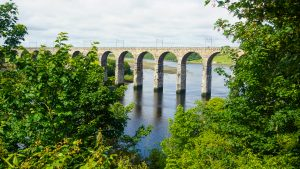 A day trip to Berwick-upon-Tweed in England