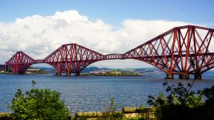 A day trip to Queensferry from Edinburgh