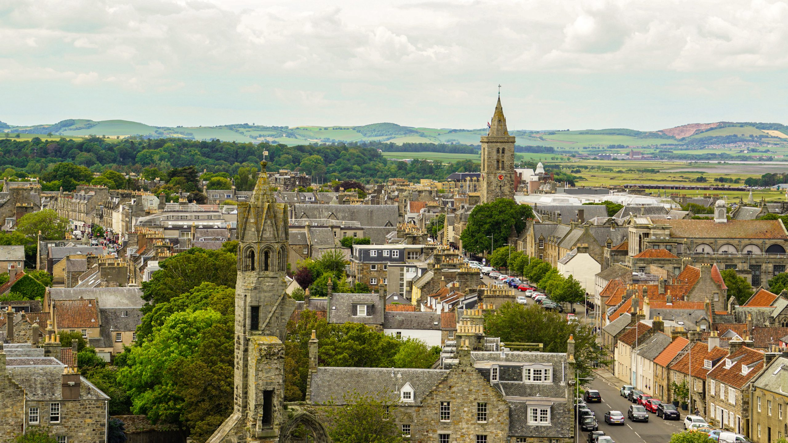 Read more about the article A day trip to St Andrews in Scotland