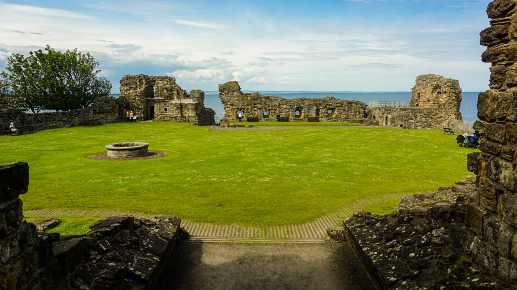 St Andrews Castle Scotland
