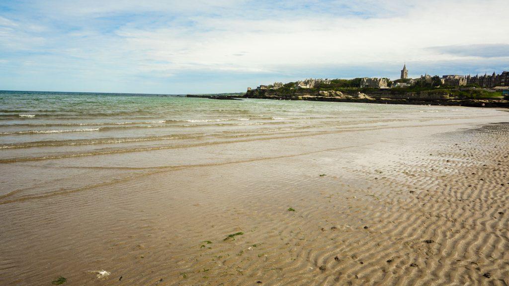 West Sands Beach