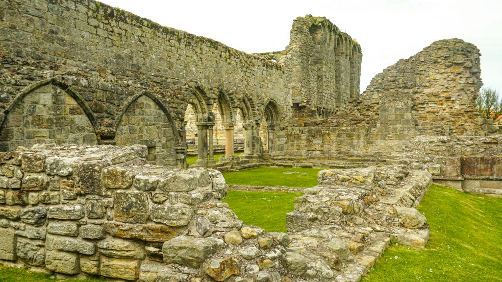 St Andrews Cathedral Scotland
