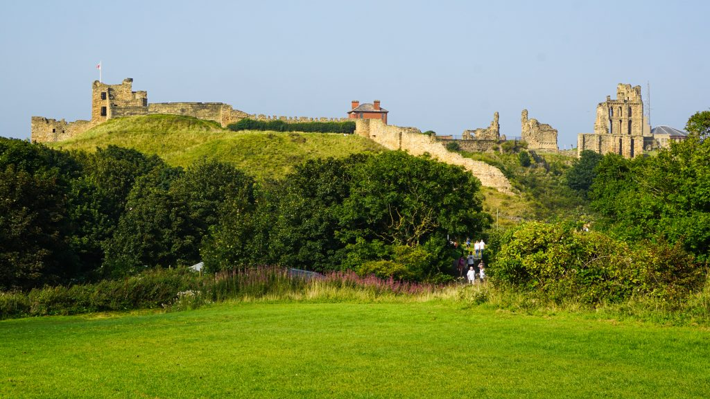 Tynemouth Priorty and Castle