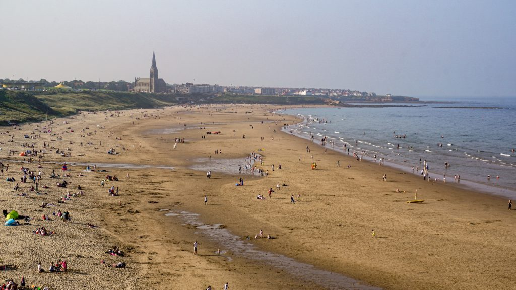 Long Sands Beach Tynemouth