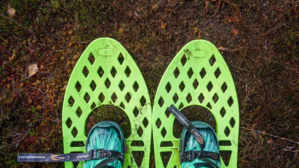Bogshoes/Snowshoes