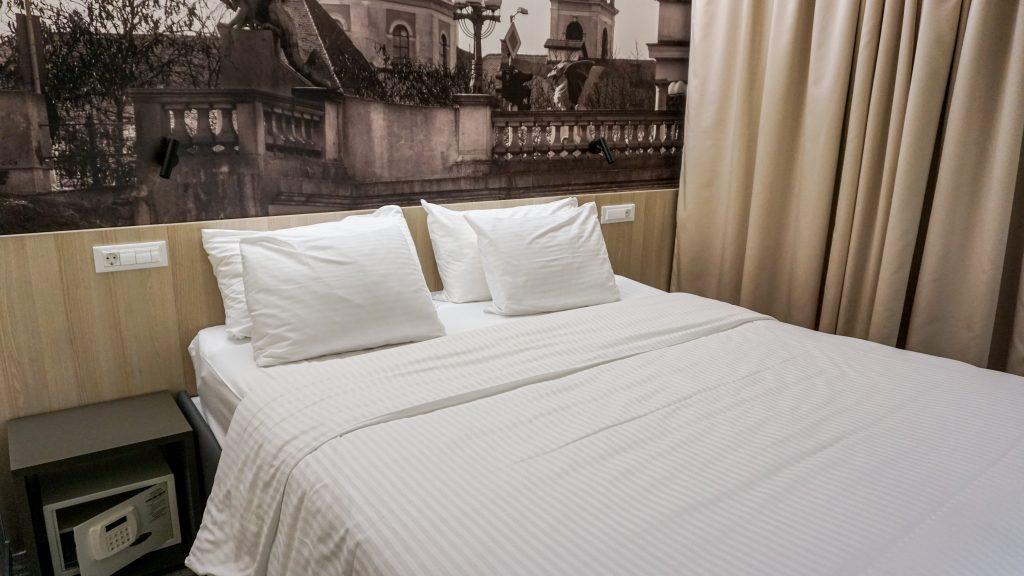 Double Room in City Hotel Ljubljana