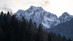 A winter road trip in Slovenia's Julian Alps: Lake Bled and Kranjska Gora