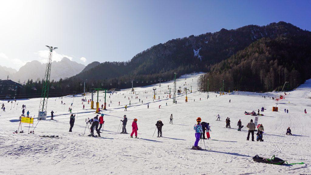 Kranjska Gora Ski Resort